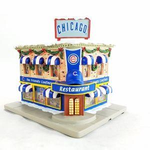 Hawthorne Village Chicago Cubs Friendly Restaurant